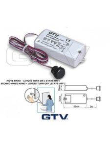 GTV uv app  light detectors