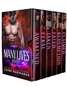 Laxmi Hariharan vampire  short stories
