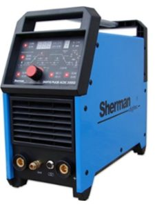 Tecweld welding machine  power consumptions