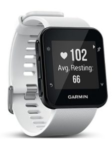 Garmin    woman running watches