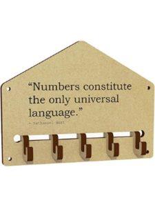 Stamp Press yard stake  house numbers