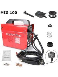 FOBUY 100 amp  gasless mig welders