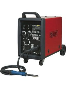 Sealey 100 amp  gasless mig welders