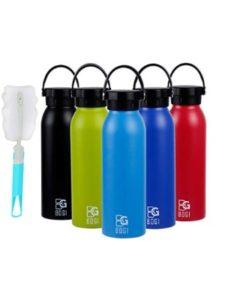 BOGI 8 oz  insulated water bottles