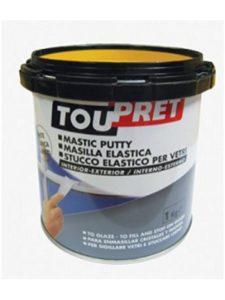TOUPRET acrylic  glazing putties