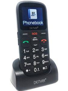 INTER SALES A/S alba  big button mobile phones