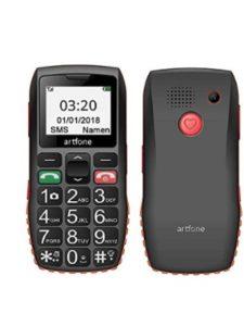 artfone alba  big button mobile phones