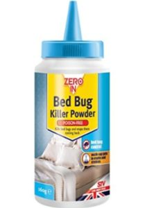 STV anti  bed bug powders