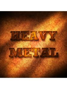 Anteos app  heavy metals