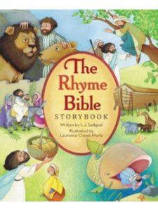 L. J. Sattgast    baby bible stories