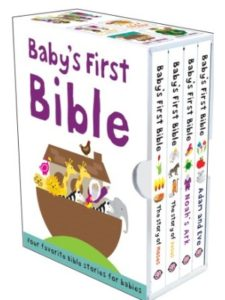Priddy Books    baby bible stories