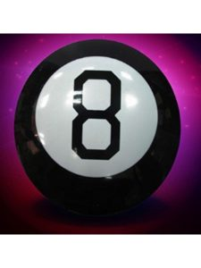 Gift Universe    ball number 8S