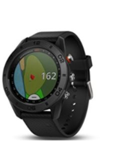 Garmin band  golf gp