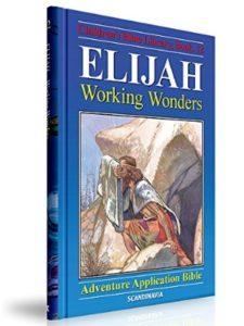 Anne de Graaf    bible story elijahs