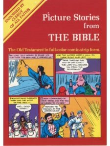 M. C. Gaines    bible story from the old testaments