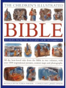 Victoria Parker    bible story from the old testaments