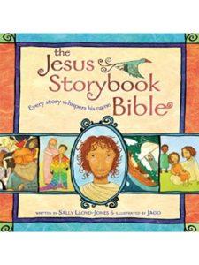 Sally Lloyd-Jones bible story of david