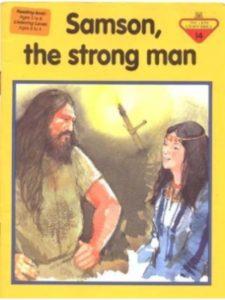 Penny Frank    bible story samsons