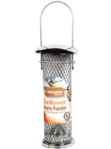 Bonnington Plastics Ltd bird feeder  sunflower seeds