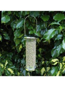 Happy Beaks bird feeder  sunflower seeds