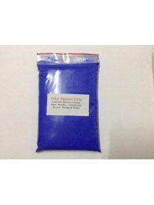 Grapewood colors blue  cement dyes