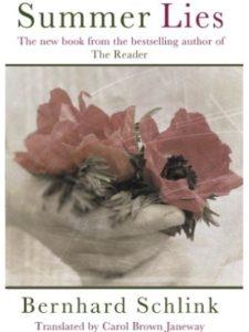 Bernhard Schlink british council  short stories