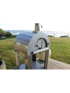 Callow Retail brush  wood fired pizza ovens