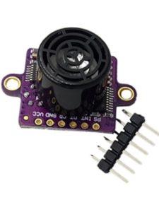 Almencla calculate distance  ultrasonic sensors