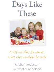 Kristian Anderson cancer  short stories