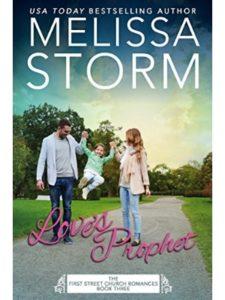 Melissa Storm cancer  short stories