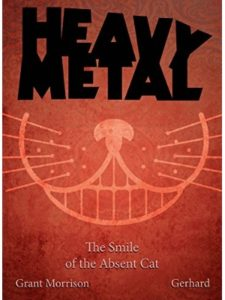 Heavy Metal Magazine cartoon  heavy metals