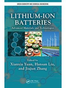 CRC Press cathode material  lithium ion batteries