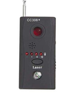 EPTEK cc308 manual  bug detectors