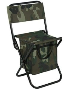 VGEBY chair  square foldings