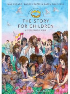 Max Lucado childrens  bible easter stories