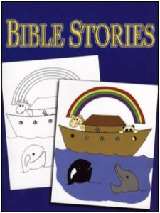 Murphy's coloring page  bible stories
