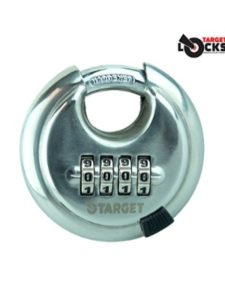 Target Locks®    combination lock heavy duties