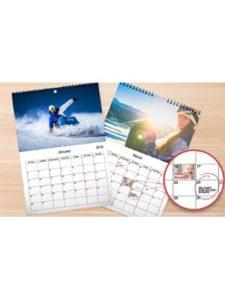 Printerpix Wall Calendars button easy