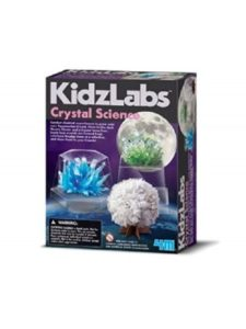 Kids Labs    crystal science experiments