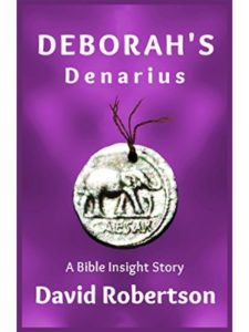David Robertson deborah  bible stories