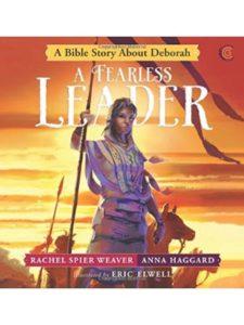 Rachel Spier Weaver deborah  bible stories
