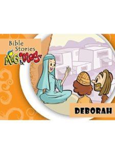 deborah  bible stories