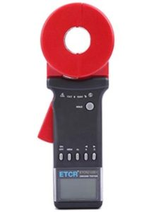 Hanchen digital tester  earth clamps