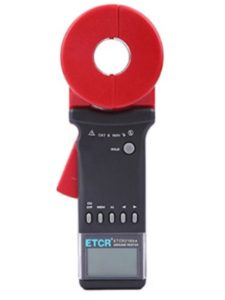 Man-hj digital tester  earth clamps
