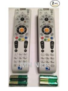 DirecTV universal remote control