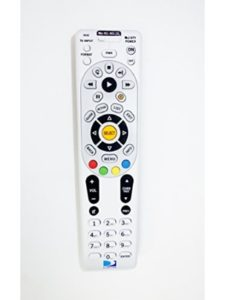 DirectTV universal remote control