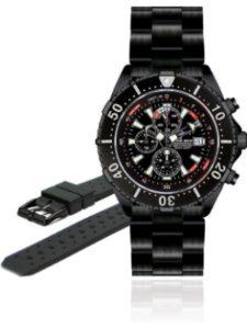 Chris Benz dive watch  depth gauges
