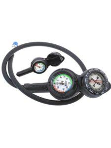 Cressi dive watch  depth gauges