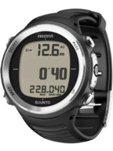 Suunto dive watch  depth gauges