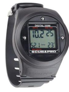 UWATEC dive watch  depth gauges